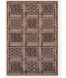 RugStudio presents Couristan Recife Organic Blocks Cocoa 1518-0112 Machine Woven, Good Quality Area Rug