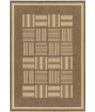 RugStudio presents Couristan Recife Bistro Cocoa/Natural Machine Woven, Good Quality Area Rug