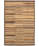 RugStudio presents Rugstudio Famous Maker 39397 Earthtones Hand-Knotted, Better Quality Area Rug