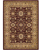 RugStudio presents Couristan Anatolia Antique Kashan Red/Cream Area Rug