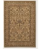 RugStudio presents Couristan Pera Urumqi 2074 Latte 0006 Machine Woven, Good Quality Area Rug
