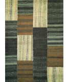 RugStudio presents Couristan Super Indo Natural Collec Luster Brown Woven Area Rug