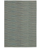 RugStudio presents Couristan Monaco Larvotto Blue/Multi Machine Woven, Good Quality Area Rug