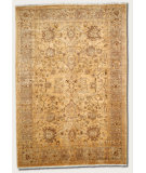 RugStudio presents Couristan Chobi Meshed Mocha Hand-Knotted, Good Quality Area Rug