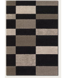 RugStudio presents Couristan Starlight Galactic Black Machine Woven, Better Quality Area Rug