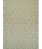 RugStudio presents Couristan Bowery Ainslie Ivory/Grey Area Rug