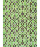 RugStudio presents Couristan Bowery Ainslie Brown/Green Area Rug