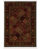 RugStudio presents Couristan Everest Antiq Baktiari Midnight Machine Woven, Good Quality Area Rug