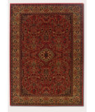 RugStudio presents Couristan Everest Ardebil Crimson Machine Woven, Good Quality Area Rug