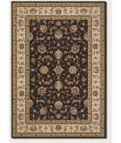 RugStudio presents Couristan Everest Khalista Chocolate Woven Area Rug