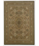 RugStudio presents Couristan Everest Kerman Panel New Khaki Machine Woven, Good Quality Area Rug