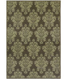 RugStudio presents Couristan Dolce Veneto Brown/Beige Machine Woven, Good Quality Area Rug