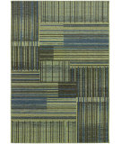 RugStudio presents Couristan Dolce Trattoria Beige/Denim Machine Woven, Good Quality Area Rug