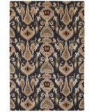 RugStudio presents Couristan Sierra Vista Hayden Blue/Beige Hand-Tufted, Good Quality Area Rug
