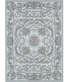 RugStudio presents Couristan Dolce Messina Sky Blue/Grey Area Rug