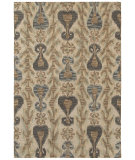 RugStudio presents Couristan Sierra Vista Scofield Sand/Multi Hand-Tufted, Good Quality Area Rug