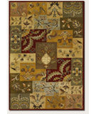 RugStudio presents Couristan Castello Aragon Multi Hand-Tufted, Good Quality Area Rug