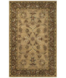 RugStudio presents Couristan Castello Beaumont Beige/Sage Hand-Tufted, Good Quality Area Rug