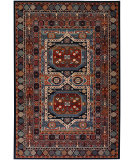 RugStudio presents Couristan Timeless Treasures Maharaja Ebony Machine Woven, Good Quality Area Rug
