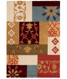 RugStudio presents Couristan Ambrosia Villa Rosa Multi Machine Woven, Good Quality Area Rug