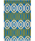 RugStudio presents Couristan Covington Maisey Azure/Multi Area Rug