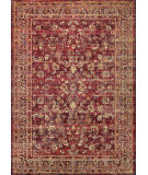 RugStudio presents Couristan Cadence Crescendo Ruby/Ivory/Tan Area Rug