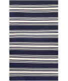 RugStudio presents Couristan Grand Cayman Admiral Navy/Ivory Woven Area Rug