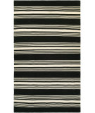 RugStudio presents Couristan Grand Cayman Admiral Black/Ivory Area Rug