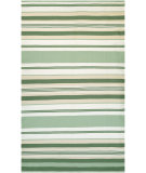 RugStudio presents Couristan Grand Cayman Catamaran Jade/Ivory Woven Area Rug