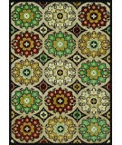RugStudio presents Couristan Urbane Dumont Brown/Multi Machine Woven, Good Quality Area Rug