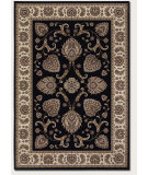 RugStudio presents Couristan Everest Leila Ebony Machine Woven, Better Quality Area Rug