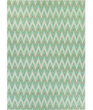RugStudio presents Couristan Monaco Avila Blue Mist/Ivory Flat-Woven Area Rug