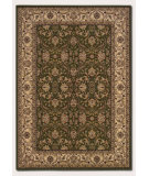 RugStudio presents Couristan Himalaya Isfahan Deep Sage Woven Area Rug