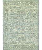 RugStudio presents Couristan Everest Persian Arabq Charcoal/Ivory Woven Area Rug