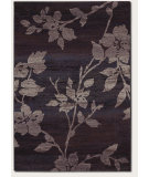 RugStudio presents Couristan Easton Sakura Vine Lavender/Grey Woven Area Rug