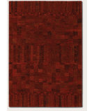 RugStudio presents Couristan Easton Crushed Velvet Poppy Red Machine Woven, Better Quality Area Rug