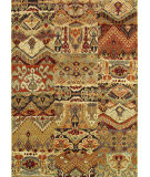 RugStudio presents Couristan Easton Phoenix Ivory/Salmon Woven Area Rug
