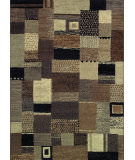 RugStudio presents Couristan Easton Maribel Ivory/Grey Woven Area Rug