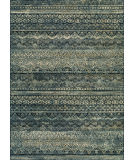 RugStudio presents Couristan Easton Capella Black/Grey Woven Area Rug