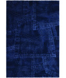 RugStudio presents Couristan Moonwalk Pockets Denim Area Rug