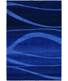 RugStudio presents Couristan Moonwalk Cosmic Breeze Cobalt Blue Area Rug