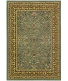 RugStudio presents Couristan Izmir Floral Mashhad Grey Machine Woven, Good Quality Area Rug