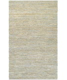 RugStudio presents Couristan Nature's Elements Collect Clouds Ivory/Oat/Skyblu Sisal/Seagrass/Jute Area Rug