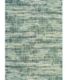 RugStudio presents Couristan Easton Maynard Antq Cream/Teal Area Rug
