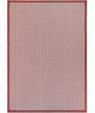 RugStudio presents Couristan Monaco Sea Pier Sand/Maroon Flat-Woven Area Rug