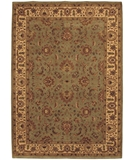 RugStudio presents Rugstudio Famous Maker 39396 Sage-Camel Hand-Knotted, Better Quality Area Rug