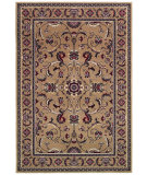RugStudio presents Couristan Odessa Capulet Mocha/Red Machine Woven, Good Quality Area Rug
