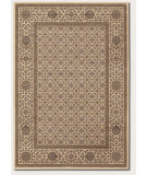 RugStudio presents Couristan Palladino Genoa Ivory Machine Woven, Better Quality Area Rug