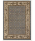 RugStudio presents Couristan Palladino Genoa Steel Blue Machine Woven, Better Quality Area Rug