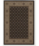 RugStudio presents Couristan Palladino Genoa Ebony Machine Woven, Better Quality Area Rug